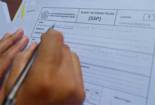 SSP Pajak Surat Setoran Pajak (SSP) Itu Apa Bagaimana Cara Mengisinya 01 - Finansialku
