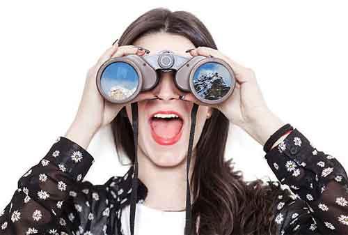 Uang Tidak Dapat Dilihat dengan Menggunakan Mata, Latihlah Pikiran Anda dari Sekarang agar Dapat Melihat Uang 01 - Finansialku