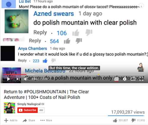 Bagaimana Cara Menambah Komentar Dari Viewers pada Video Blog YouTube Kamu 03 - Finansialku