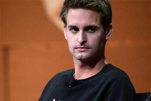 CEO Snapchat, Evan Spiegel Memberikan Kata-kata Motivasi Agar Jadi Anak Muda Terkaya di Dunia 02 - Finansialku
