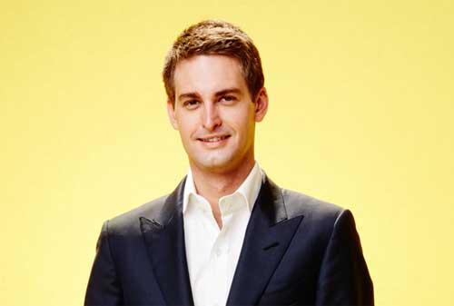 CEO Snapchat, Evan Spiegel Memberikan Kata-kata Motivasi Agar Jadi Anak Muda Terkaya di Dunia 04 - Finansialku
