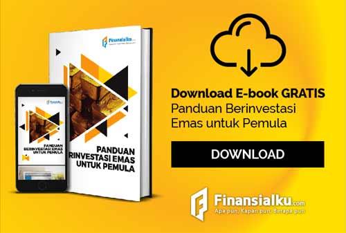 Download Ebook Panduan Berinvestasi Emas untuk Pemula - Harga Emas Hari Ini