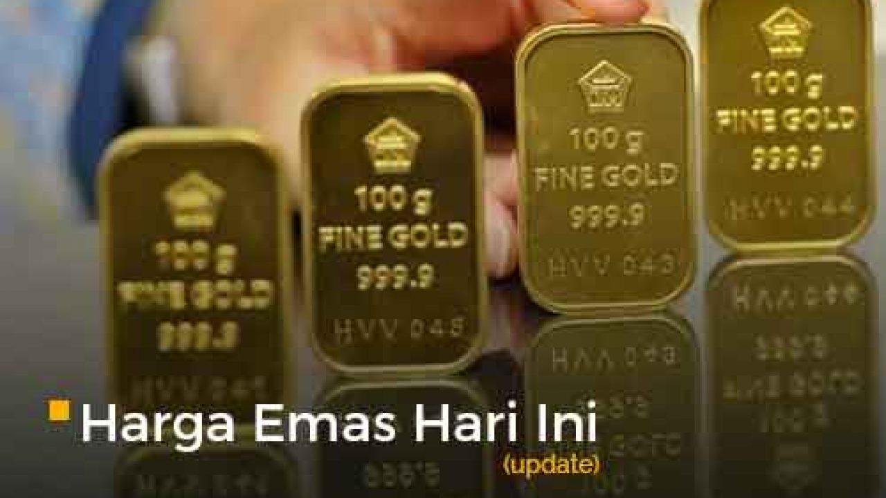 Harga Emas Hari Ini 14 Februari 2019 Rp664000 Per Gram