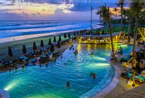 Kekinian Inilah Top 10 Beach Club Di Bali