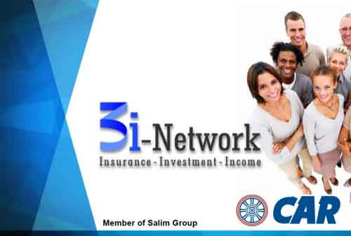 Produk Car 3i Network