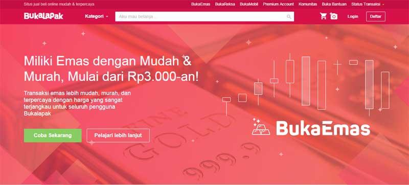 Terbaru! BukaLapak Rilis Buka Emas, Tawarkan Investasi Emas Online 09 - Finansialku