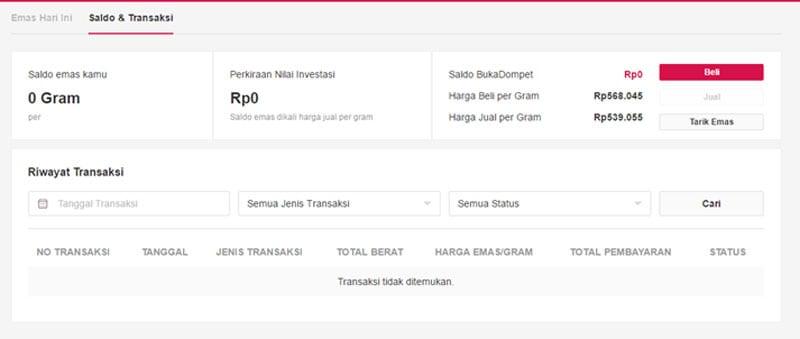 Terbaru! BukaLapak Rilis Buka Emas, Tawarkan Investasi Emas Online 10 - Finansialku