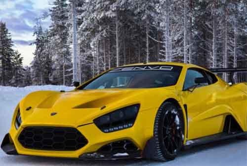Top 20 Mobil Sport Termahal di Dunia Tahun 2017
