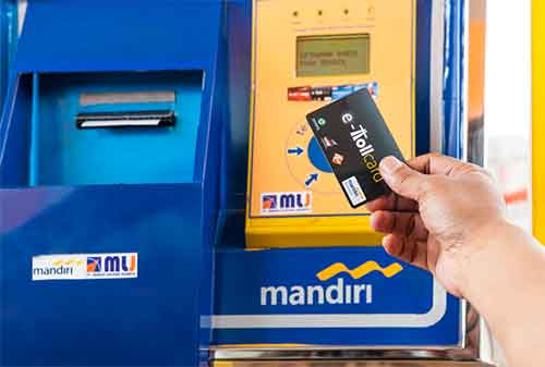5 Cara Aman Menggunakan E-toll Card Mandiri E Money, agar Tidak Kena Tipu Oknum Tidak Bertanggung Jawab - Finansialku