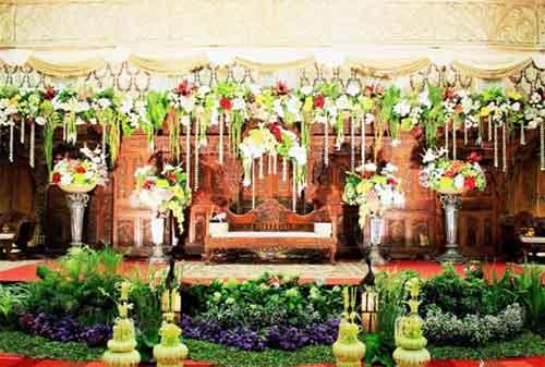 Harga Dekorasi Pernikahan Atau Dekorasi Pelaminan Yang Murah