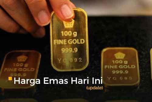 Harga Emas Hari Ini 19 Oktober 2018 Rp 674000 Per Gram