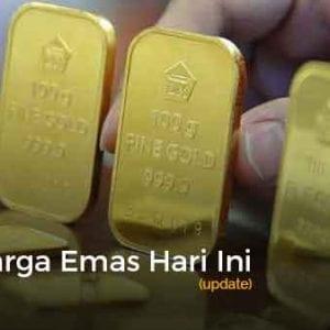 Harga Emas Hari Ini Update 30 - Finansialku