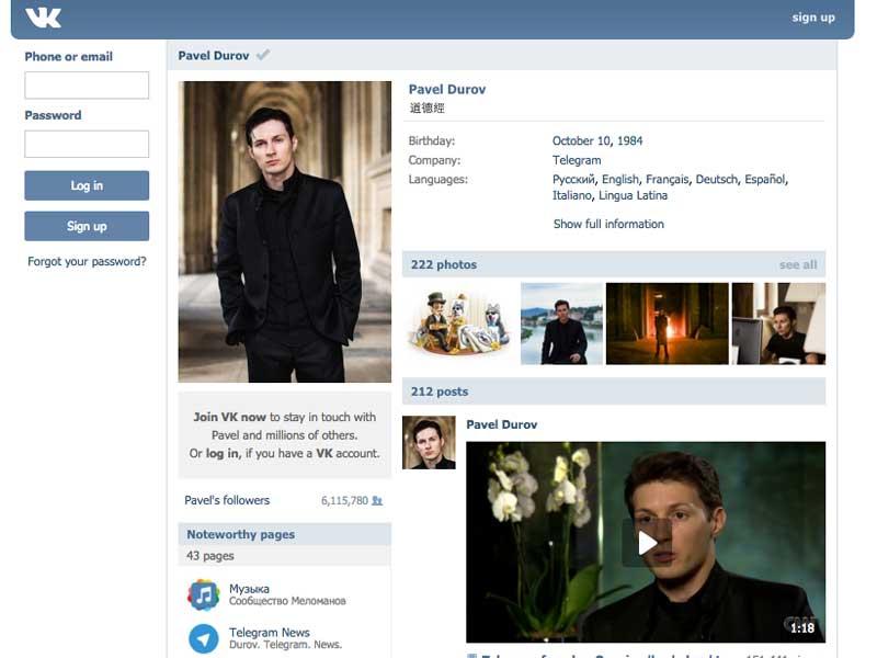 Kata-kata Bijak Pavel Durov, Pendiri Telegram yang Akan Menambah Cara Pandang Hidup Anda 03 - Finansialku