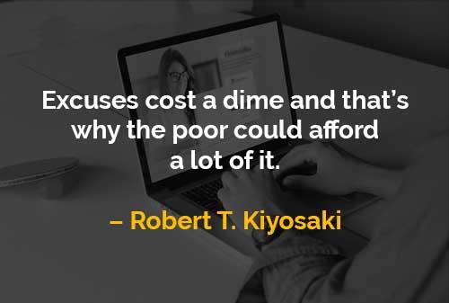 Kata-kata Motivasi Robert T. Kiyosaki Alasan Hanya Seharga Uang Receh - Finansialku
