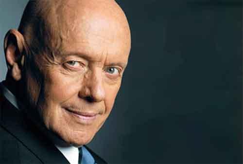 Kata-kata Mutiara Stephen Covey, Pengarang Buku 7 Kebiasaan Manusia yang Sangat Efektif 01 - Finansialku