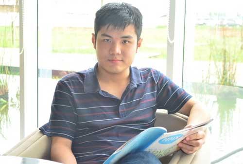 Kisah Sukses Nicholas Kurniawan, Pengusaha Ikan Hias 02 - Finansialku