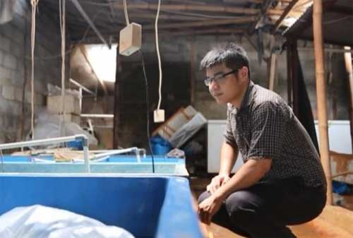 Kisah Sukses Nicholas Kurniawan, Pengusaha Ikan Hias 03 - Finansialku