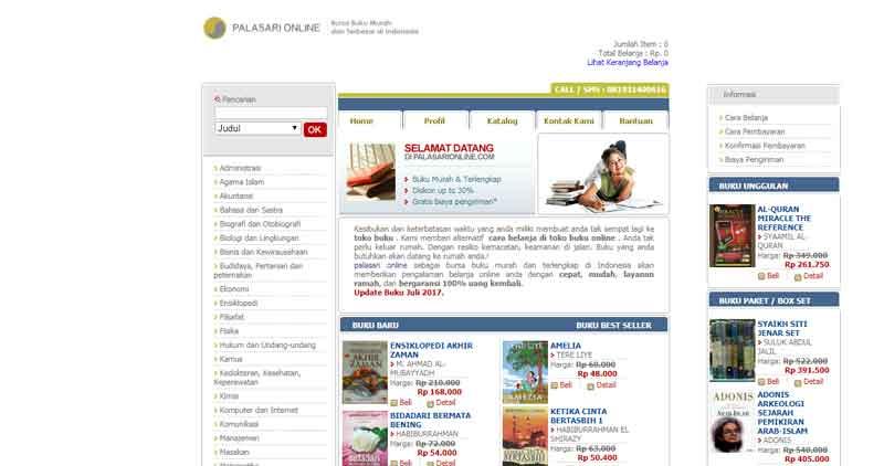 Tips Berburu Buku di Toko Buku Online Terpercaya Indonesia 06 - Finansialku