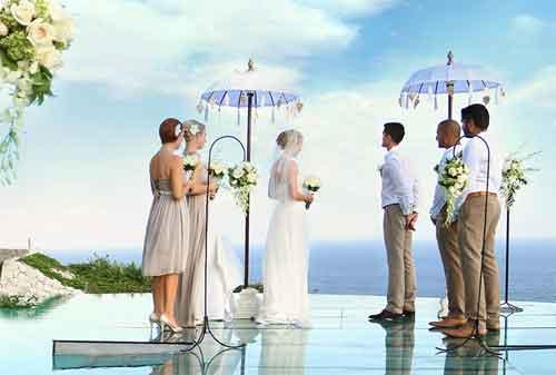 Yuk Intip 10 Hotel di Bali yang Dipakai Sebagai Tempat Resepsi Pernikahan Pasangan Artis Indonesia 02 - Finansialku