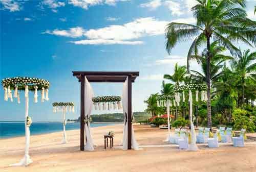 Yuk Intip 10 Hotel di Bali yang Dipakai Sebagai Tempat Resepsi Pernikahan Pasangan Artis Indonesia 09 - Finansialku