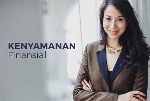 2 Cara Mengatur Keuangan Entrepreneur Keamanan Finansial Kenyamanan Finansial 3 - Finansialku