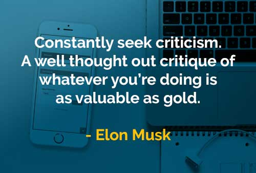 Kata-kata Bijak Elon Musk Teruslah Mencari Titik - Finansialku