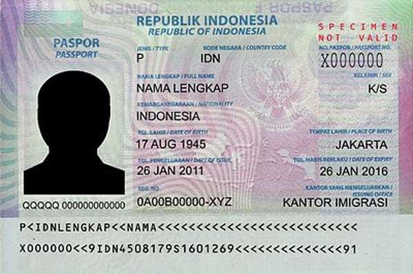 Mau Keliling Dunia atau Kerja Di Luar Negeri Buat Paspor Dulu Dong! 02 - Finansialku