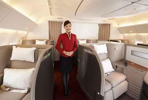 10 Tiket Pesawat Termahal Di Dunia, Harganya Sampai Ratusan Juta Rupiah Lho! 07 - Finansialku