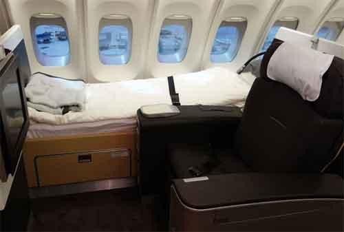 10 Tiket Pesawat Termahal Di Dunia, Harganya Sampai Ratusan Juta Rupiah Lho! 10 - Finansialku