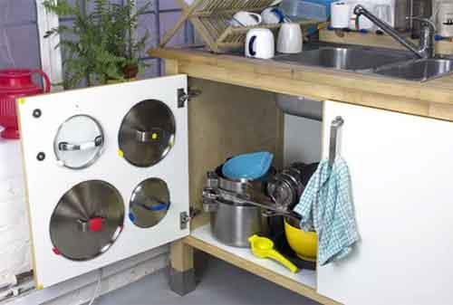 31 Cara Murah dan Keren, Menghias Dapur Minimalis Anda 03 - Finansialku