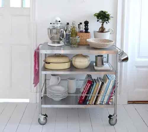 31 Cara Murah dan Keren, Menghias Dapur Minimalis Anda 10 - Finansialku