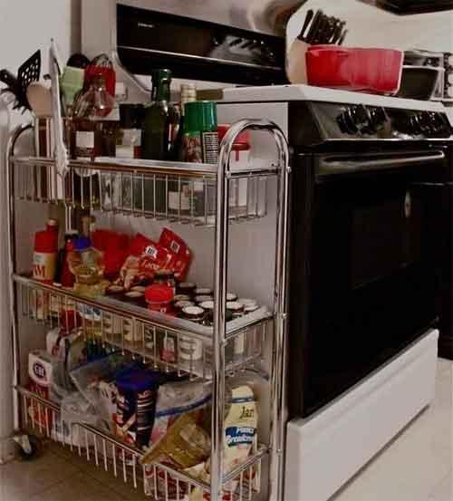 31 Cara Murah Dan Keren Menghias Dapur Minimalis Anda 11 Finansialku