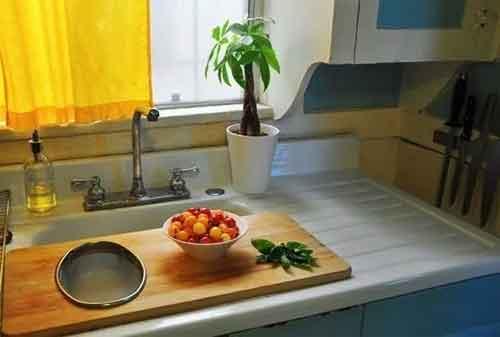 31 Cara Murah dan Keren, Menghias Dapur Minimalis Anda 15 - Finansialku
