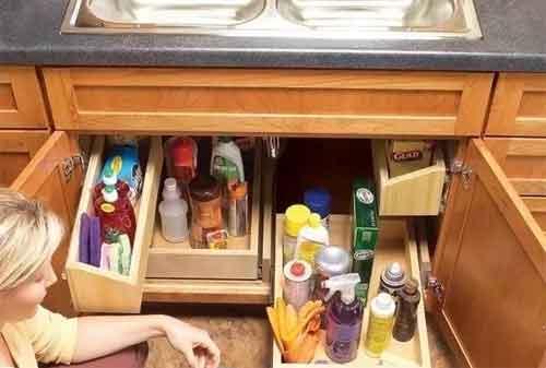 31 Cara Murah dan Keren, Menghias Dapur Minimalis Anda 19 - Finansialku