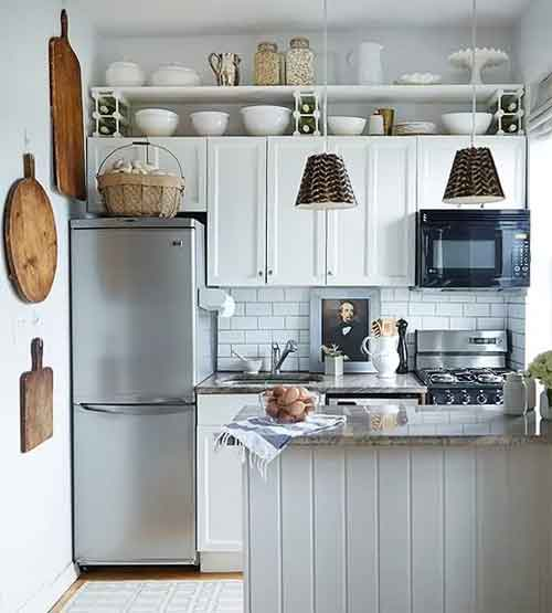 31 Cara Murah Dan Keren Menghias Dapur Minimalis Anda 30 Finansialku