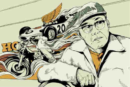 40 Kata Kata Motivasi Soichiro Honda Pendiri Mobil Honda
