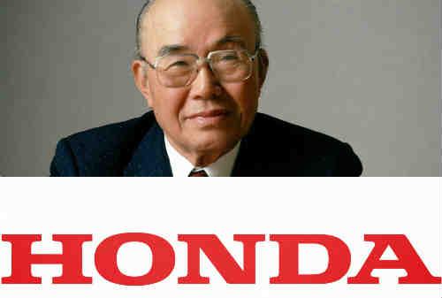 40 Kata-kata Motivasi Soichiro Honda, Pendiri Mobil Honda 09 - Finansialku