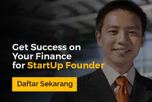 Banner Event Get Success on Your Finance for StartUp Founder - Finansialku