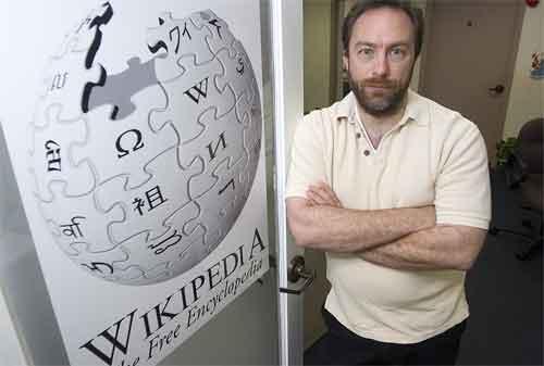Kisah Sukses Jimmy Wales, Pendiri Wikipedia 01 - Finansialku