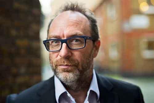 Kisah Sukses Jimmy Wales, Pendiri Wikipedia 02 - Finansialku