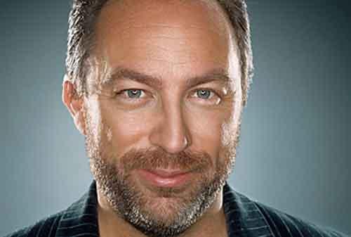Kisah Sukses Jimmy Wales, Pendiri Wikipedia 03 - Finansialku