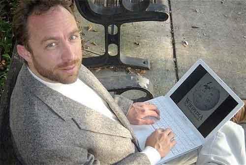 Kisah Sukses Jimmy Wales, Pendiri Wikipedia 04 - Finansialku