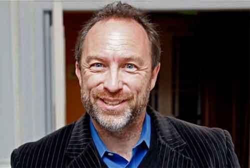 Kisah Sukses Jimmy Wales, Pendiri Wikipedia 05 - Finansialku