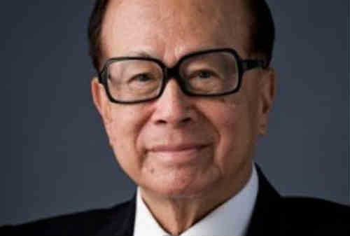 Kisah Sukses Li Ka Shing, Orang Terkaya Di Asia 02 - Finansialku