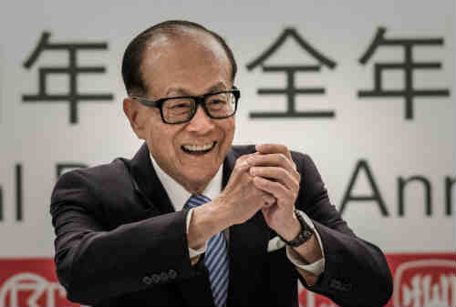 Kisah Sukses Li Ka Shing, Orang Terkaya Di Asia 03 - Finansialku