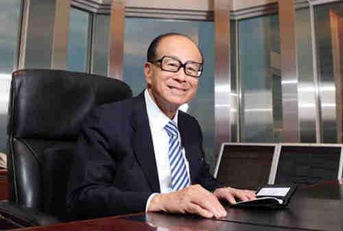 Kisah Sukses Li Ka Shing, Orang Terkaya Di Asia 04 - Finansialku