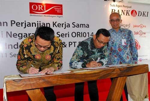 Pemerintah Tawarkan ORI 014 Dengan Tenor Tiga Tahun Ke BEI (Bursa Efek Indonesia) 02 - Finansialku