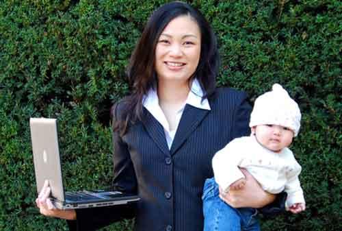Working Mom Antara Pekerjaan Rumah, Usaha Sampingan dan Pekerjaan Kantor Harus Seimbang! 01 - Finansialku