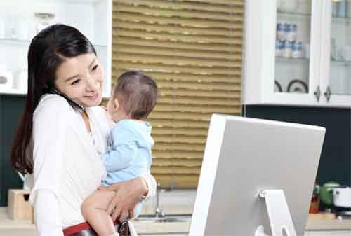 Working Mom Antara Pekerjaan Rumah, Usaha Sampingan dan Pekerjaan Kantor Harus Seimbang! 02 - Finansialku