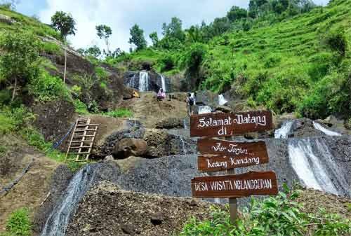 Air Terjun Kedung Kandang, Paket JogjaWisata